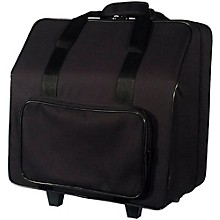 SofiaMari NAC-3412 Trolly Accordion Case with Telescopic Handle