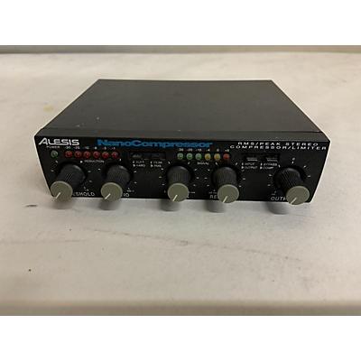 Alesis NANO COMPRESSOR Compressor