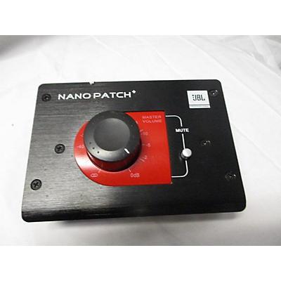JBL NANOPATCH Signal Processor