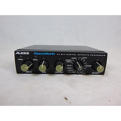 Alesis NANOVERB Multi Effects Processor