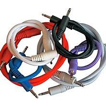Pittsburgh Modular Synthesizers NAZCA Audio Patch Cable 6-Pack For Modular Synthesizers