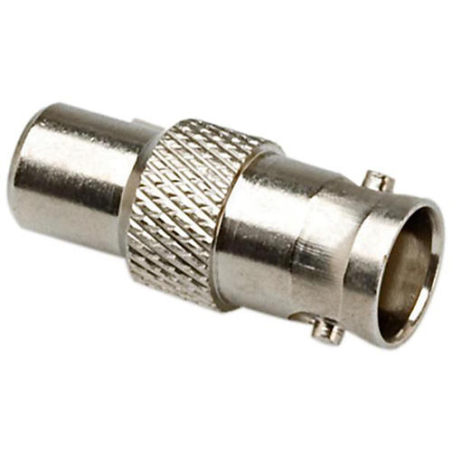 Hosa NBR-253 BULK BNC Male to RCA Female Video Adapter
