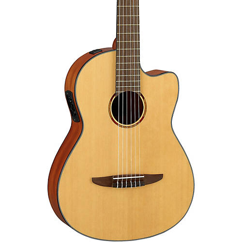 Yamaha NCX1 NT Acoustic-Electric Classical Guitar Natural