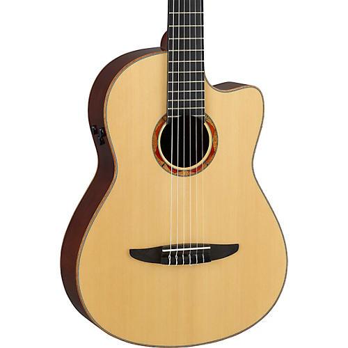 Yamaha NCX3 Acoustic-Electric Classical Guitar Natural