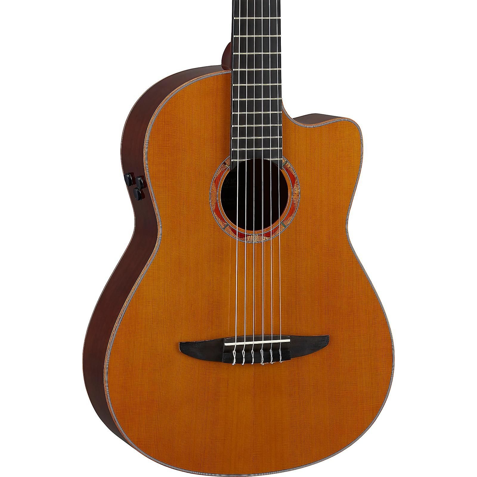 Yamaha NCX3C Acoustic-Electric Classical Guitar