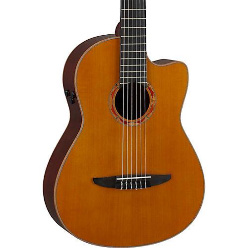 Yamaha NCX3C Acoustic-Electric Classical Guitar Natural