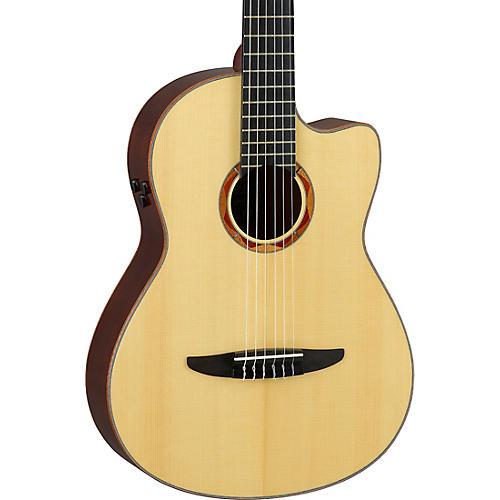 Yamaha NCX5 Acoustic-Electric Classical Guitar Natural
