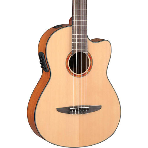 yamaha ncx700 acoustic electric classical guitar musician 39 s friend. Black Bedroom Furniture Sets. Home Design Ideas
