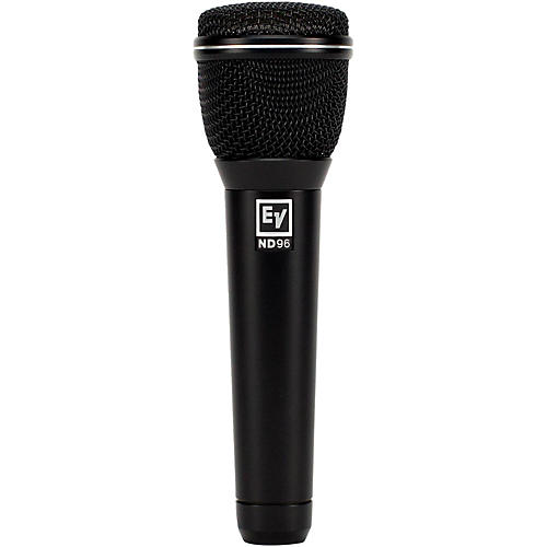 Electro-Voice ND96 Dynamic Supercardioid Vocal Microphone Condition 1 - Mint