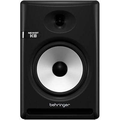 "Behringer NEKKST K8 Audiophile Bi-Amped 8"" Studio Monitor"