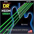DR Strings NEON Hi-Def Green Bass SuperStrings Medium 5-String thumbnail