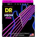 DR Strings NEON Hi-Def Pink SuperStrings Heavy Electric GUitar Strings thumbnail