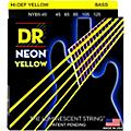 DR Strings NEON Hi-Def Yellow Bass SuperStrings Medium 5-String thumbnail