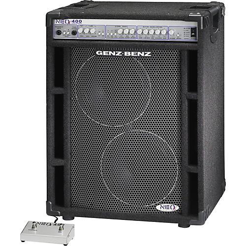 Genz Benz NEOX400-210T Bass Combo