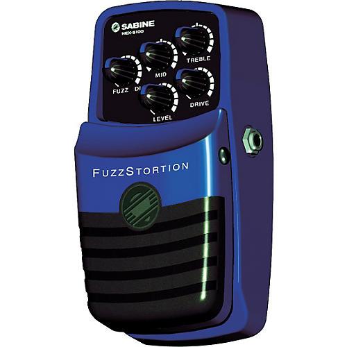 Sabine NEX-5100 FuzzStortion Pedal