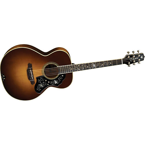 Takamine NEX Maple Deluxe Acoustic-Electric Guitar