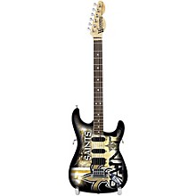 NFL 10-In Mini Guitar Collectible New Orleans Saints