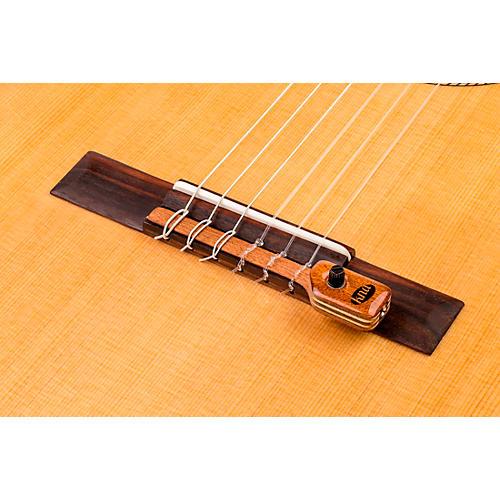 KNA NG-2 Acoustic Guitar Pickup Mahogany