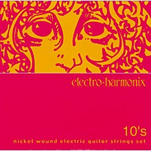 Electro-Harmonix NIC10 Nickel Wound Light Electric Guitar Strings