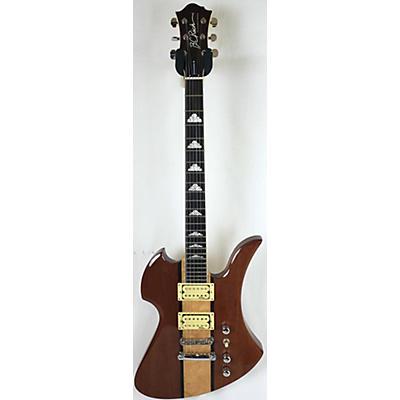 B.C. Rich NJ CLASSIC SERIES MOCKINGBIRD Solid Body Electric Guitar