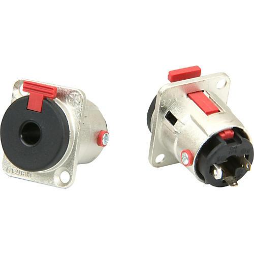 VTG NJ3FP6C Neutrik TRS Locking Connector
