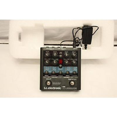 TC Electronic NM-1 Nova Modulator Effect Pedal