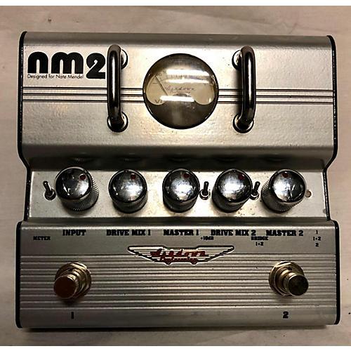 NM2 Nate Mendel Dual Distortion Bass Effect Pedal