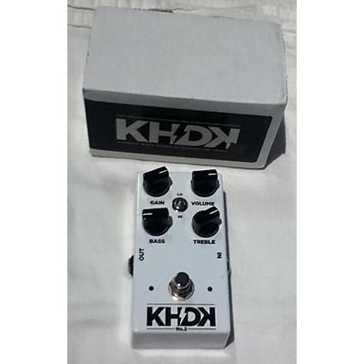 KHDK NO 2 OD WHITE Effect Pedal