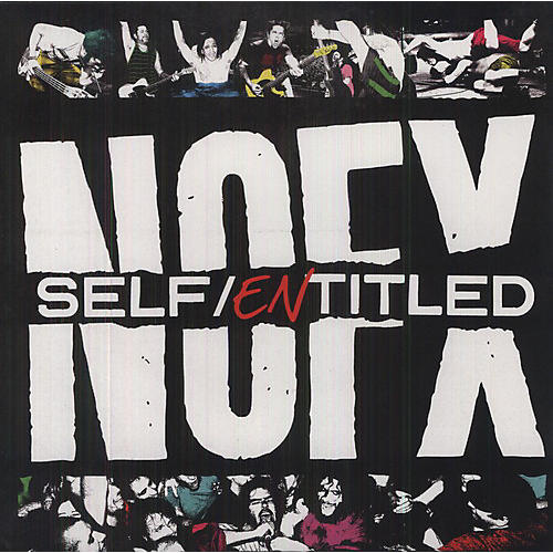 Alliance NOFX - Self Entitled