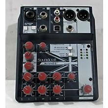 Soundcraft NOTEPAD-5 Unpowered Mixer