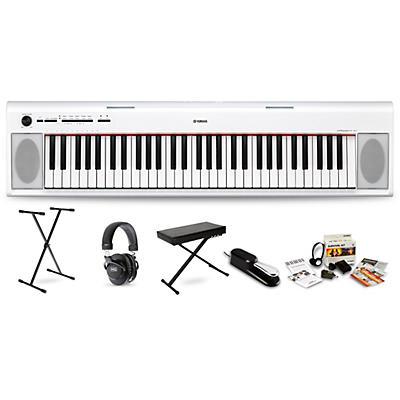 Yamaha NP-12 Portable Keyboard Package