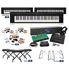 Yamaha NP-32 76-Key Piaggero LC4 Keyboard Lab