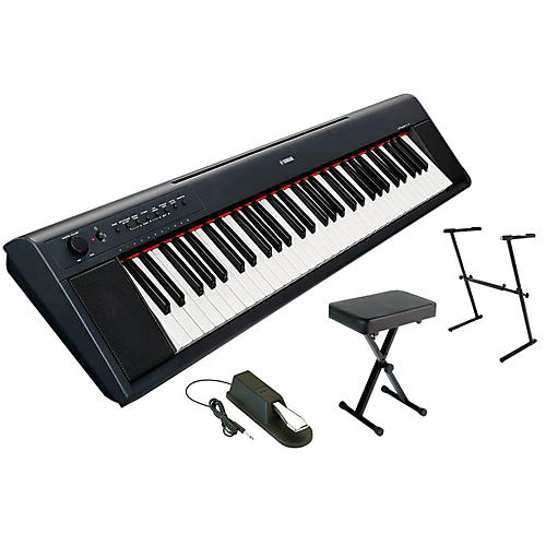 Yamaha NP11AD Stand, Bench, Pedal Package
