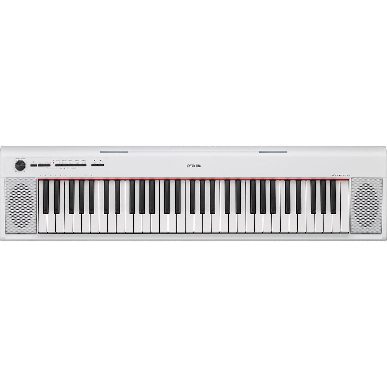 Yamaha NP12 61-Key Entry-Level Piaggero Ultra-Portable Digital Piano