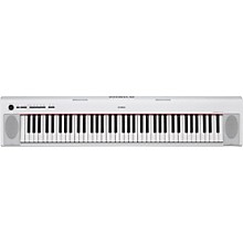 Yamaha NP32 76-Key Piaggero Portable Keyboard