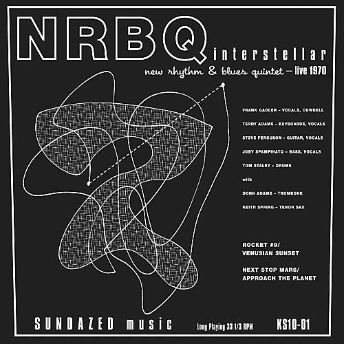 Alliance NRBQ - Interstellar