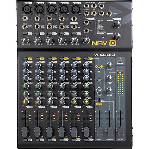 M-Audio NRV10 8-Channel FireWire Analog Mixer