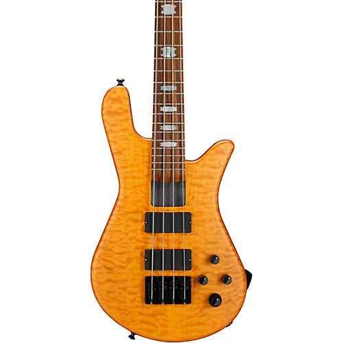 Spector NS-4H2-FM USA 4-String Bass Guitar