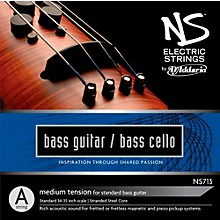 D'Addario NS Electric Bass Cello / Electric Bass A String