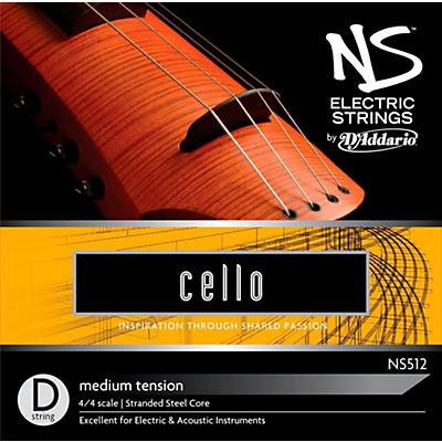 D'Addario NS Electric Cello D String