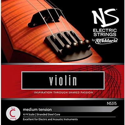 D'Addario NS Electric Violin String