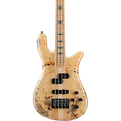 Spector NS2 Box Elder Maple Top Electric Bass