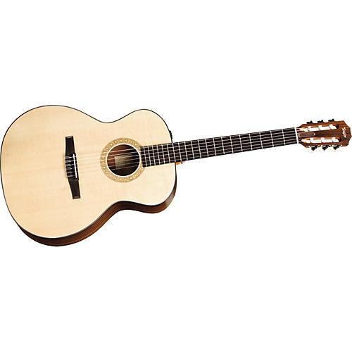 Taylor NS24-E-G Grand Auditorium Nylon-String Acoustic-Electric Guitar