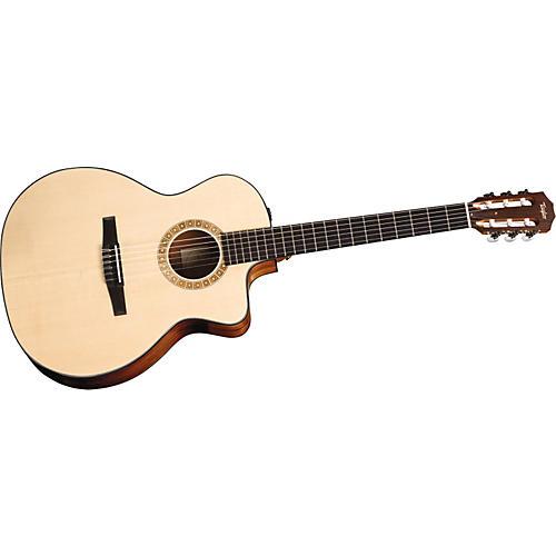 taylor ns24ce nylon string grand auditorium acoustic electric guitar musician 39 s friend. Black Bedroom Furniture Sets. Home Design Ideas