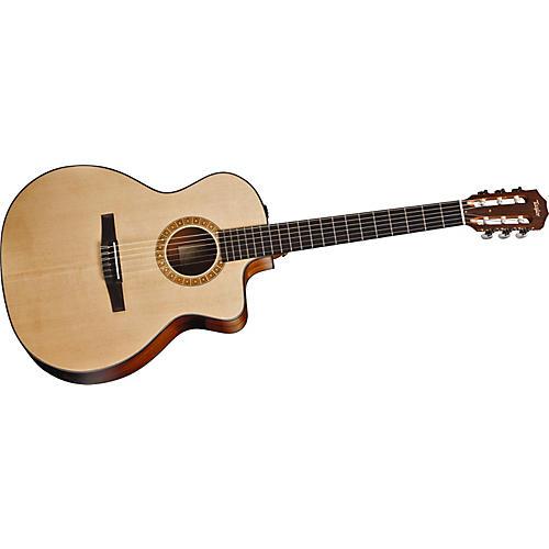 taylor ns24ce ltd nylon string acoustic electric guitar musician 39 s friend. Black Bedroom Furniture Sets. Home Design Ideas
