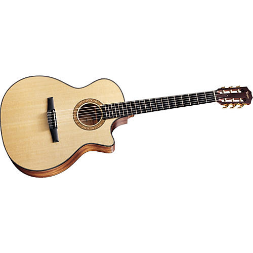 Taylor NS34ce Cutaway Nylon-String Acoustic-Electric Guitar (2010 Model)
