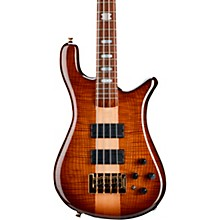 Spector NS4 Roasted Flame Maple Top Electric Bass