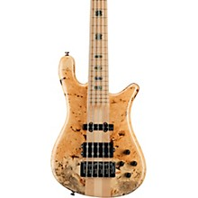 Spector NS5 Box Elder Maple Top 5-String Electric Bass