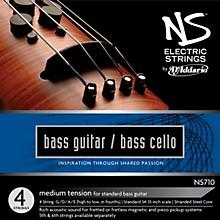 D'Addario NS710 NS Electric Bass/Cello Strings