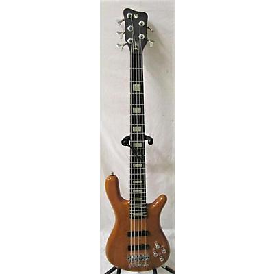 Warwick NT 1 Streamer 5 Electric Bass Guitar